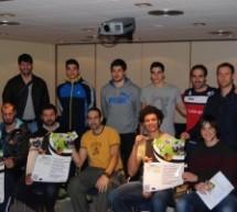 Reunión con los jugadores del Club Naturhouse La Rioja