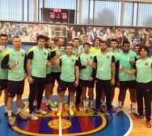 Reunión con los jugadores F.C. Barcelona – Intersport