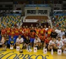 Éxito del Partido de las Estrellas -Trofeo BANCO POPULAR 2014.