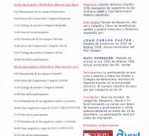 II Clinic A.J.BM. – BANCO POPULAR.  Valladolid 2014.