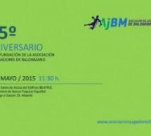 Gala del 25º Aniversario de la A.J.BM. 117 asistentes confirmados.