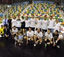 Los #HISPANOS se imponen al COMBINADO A.J.BM. Partido de las Estrellas-Trofeo BANCO POPULAR 2015.