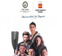 Becas universitarias  C.O.E.-UCAM para asociados A.J.BM.