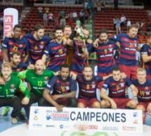 El F.C. Barcelona LASSA se lleva la XXX edición de la Supercopa de España.
