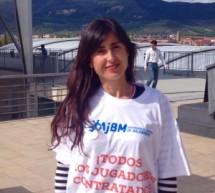 """Lourdes García Campos apoya nuestra campaña: """"Todos los jugadores contratados"""""""