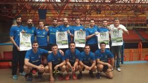 "Los jugadores del C.D. Bidasoa-Irún se unen a la campaña ""Protect Integrity"""