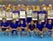 "Los jugadores del Club BM. Guadalajara y del Club BM. Villa de Aranda, se unen a la campaña ""Protect Integrity"""