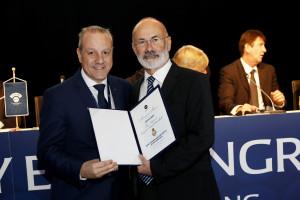 """La R.F.E.BM. elegida como """"Mejor nación de Balonmano Playa 2014-2015"""""""