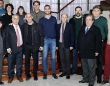 Las Asociaciones de Deportistas dan su apoyo a Alejandro Blanco en su candidatura al C.O.E.