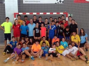 Foto Campus Palencia 2016.
