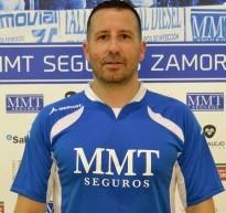 Iñaki Gómez, lateral izquierdo del recién ascendido MMT Seguros Zamora, visitará el XXXV Campus A.J.BM: BÉJAR 2017
