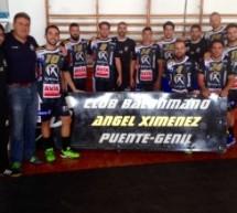 """Reunión informativa con los asociados del Club """"Ángel Ximénez"""" – AVIA – Puente Genil."""