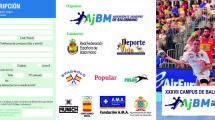 A.J.BM. organizará dos Campus de Balonmano en el verano de 2018: Béjar y Zamora.