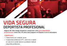 Oferta especial AON para Jugadores Profesionales de Balonmano (A.J.BM.)