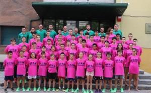 Fin del 37º Campus A.J.BM. en Zamora. Y todo ready parea Íscar 2018