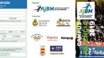Palencia o Miranda de Ebro (Burgos) será la sede del primer Campus A.J.BM. 2019. Desde el 8 al 14 de julio.