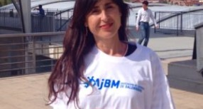 """Lourdes García Campos visitará el Campus A.J.BM. """"Íscar 2019""""."""
