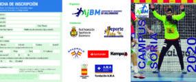 Soria será la sede del primer Campus A.J.BM. 2020. Desde el domingo 12 al domingo 19 de julio.